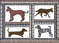 D Dog Fine-Art Print