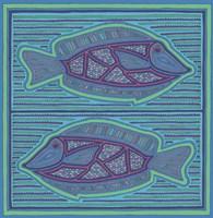 Square Fish Fine-Art Print
