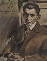 Portrait Of Julius Meier-Graefe, 1914 Fine-Art Print