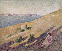 Slope Of The Citadel, 1892 Fine-Art Print