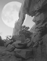 Arches Moon Shadow Fine-Art Print