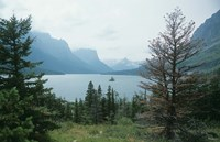 Glacier National Park  Lake 14 Fine-Art Print