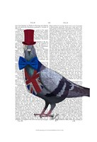 London Pigeon Fine-Art Print