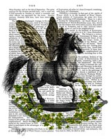 Rocking Horse Fly Fine-Art Print