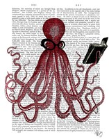Intelligent Octopus Fine-Art Print