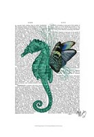 Winged Seahorse Fine-Art Print