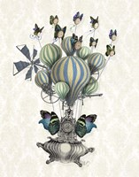 Flutter Time Fine-Art Print