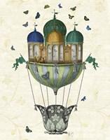Butterfly House Fine-Art Print