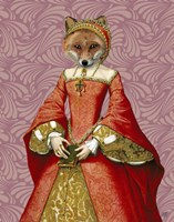 Fox Queen Fine-Art Print