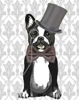 Monsieur Bulldog Fine-Art Print