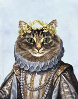 Cat Queen Fine-Art Print