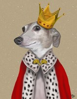 Greyhound Queen Fine-Art Print