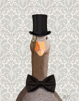 Distinguished Goose Fine-Art Print