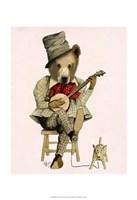 Banjo Bear II Fine-Art Print