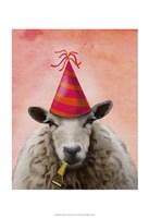Party Sheep Fine-Art Print