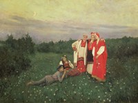 Nordic Idyll Fine-Art Print