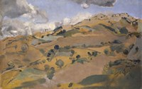 Landscape in Provence Fine-Art Print