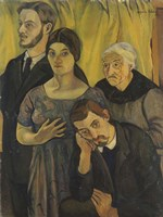 Family Portrait, 1912 Fine-Art Print
