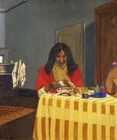 Mme Felix Vallotton, Nee Gabrielle Bernheim, (1863-1932) Fine-Art Print