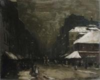 Snow, 1899 Fine-Art Print
