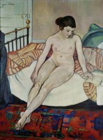 Female Nude, 1922 Fine-Art Print