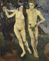 Adam and Eve, 1979 Fine-Art Print