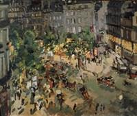 Boulevard des Capucines, Paris Fine-Art Print