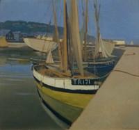 The Harbor Fine-Art Print
