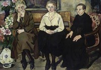 The Utter Family, 1921 Fine-Art Print