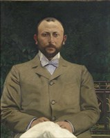 Alexandre Natanson, 1899 Fine-Art Print