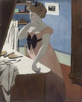 Misia at the Dressing Table, 1898 Fine-Art Print