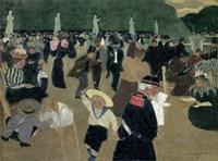 Jardin du Luxembourg, 1895 Fine-Art Print