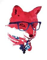 American Fox Fine-Art Print