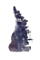 Fox From The City Fine-Art Print