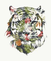 Tropical Tiger Fine-Art Print