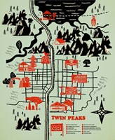 Welcome To Twinpeaks Fine-Art Print