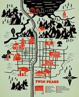 Welcome To Twinpeaks Fine-Art Print