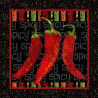 Spicy Peppers II Fine-Art Print