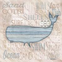 Driftwood Beach Icons II Fine-Art Print