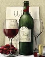 Valley Wine I Fine-Art Print