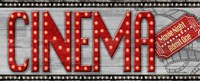 Movie Marquee Panel I (Cinema) Fine-Art Print