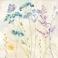 Wildflower Garden II Fine-Art Print