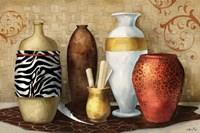 Safari Vase Fine-Art Print