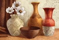 Gentle Spice Vessels Fine-Art Print