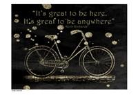 Be Anywhere Fine-Art Print