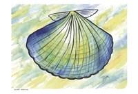 Underwater Shell 1 Fine-Art Print