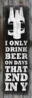 Beer Day Fine-Art Print