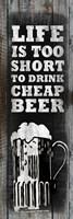 Cheap Beer Fine-Art Print