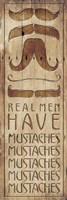 Real Men Fine-Art Print