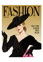Fashion Mag Fine-Art Print